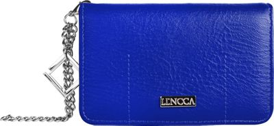 Lencca Kymira Wallet Organizer Clutch Royal/Sky - Lencca Manmade Handbags
