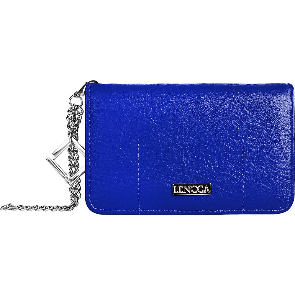 Lencca Kymira Wallet Organizer Clutch Royal Sky Lencca Manmade Handbags
