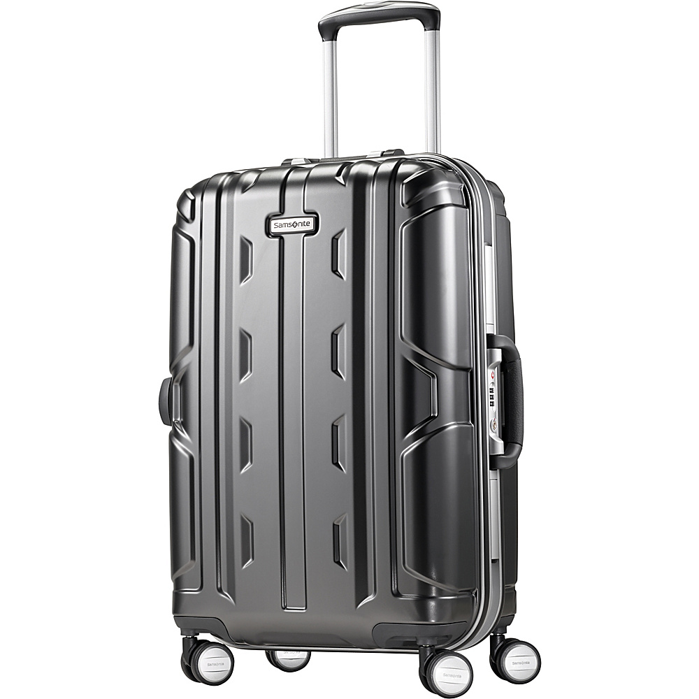 Samsonite Cruisair DLX Hardside Spinner 21 Anthracite Samsonite Hardside Carry On