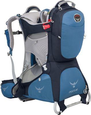 Osprey Poco AG Plus Child Carrier Seaside Blue - Osprey Baby Carriers