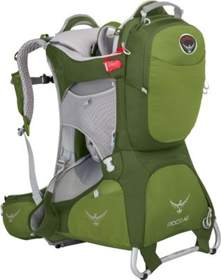 Osprey Poco AG Plus Child Carrier Ivy Green - Osprey Baby Carriers