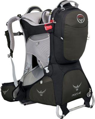 Osprey Poco AG Plus Child Carrier Black - Osprey Baby Car...