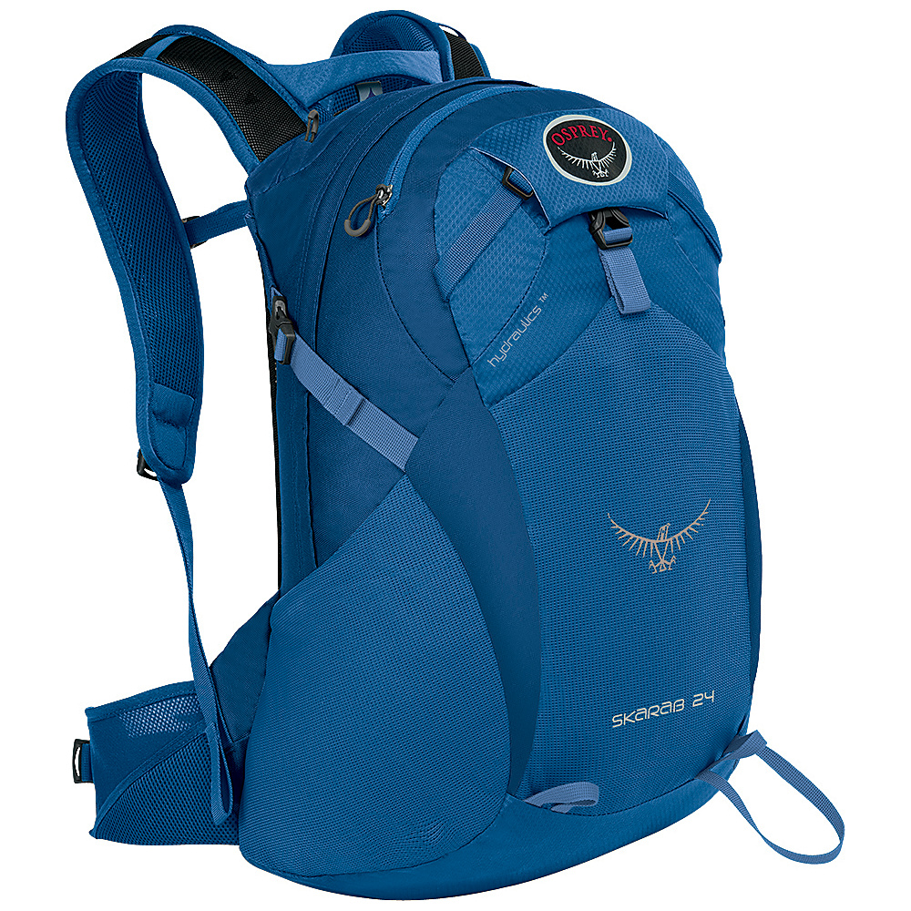 Osprey Skarab 24 Hiking Backpack Basin Blue - S/M - Osprey Day Hiking Backpacks - Outdoor, Day Hiking Backpacks