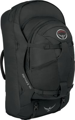Osprey Farpoint 70 Travel Laptop Backpack Volcanic Grey -...
