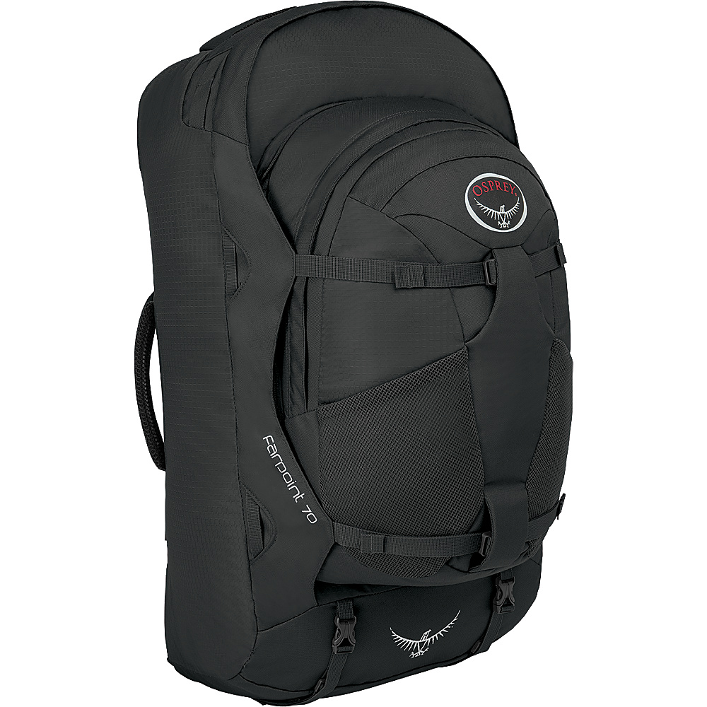 Osprey Farpoint 70 Travel Laptop Backpack Volcanic Grey - M/L - Osprey Travel Backpacks - Backpacks, Travel Backpacks