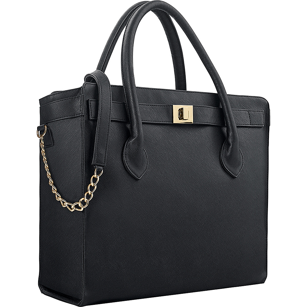 SOLO Executive 15.6 Tote Black SOLO Women s Business Bags