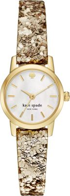 kate spade watches Tiny Metro Watch Gold - kate spade watches Watches
