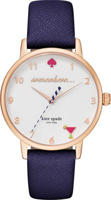 kate spade watches Metro Watch Blue - kate spade watches Watches