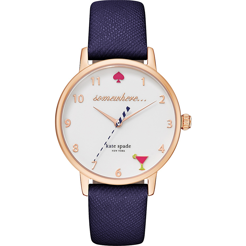 kate spade watches Metro Watch Blue kate spade watches Watches