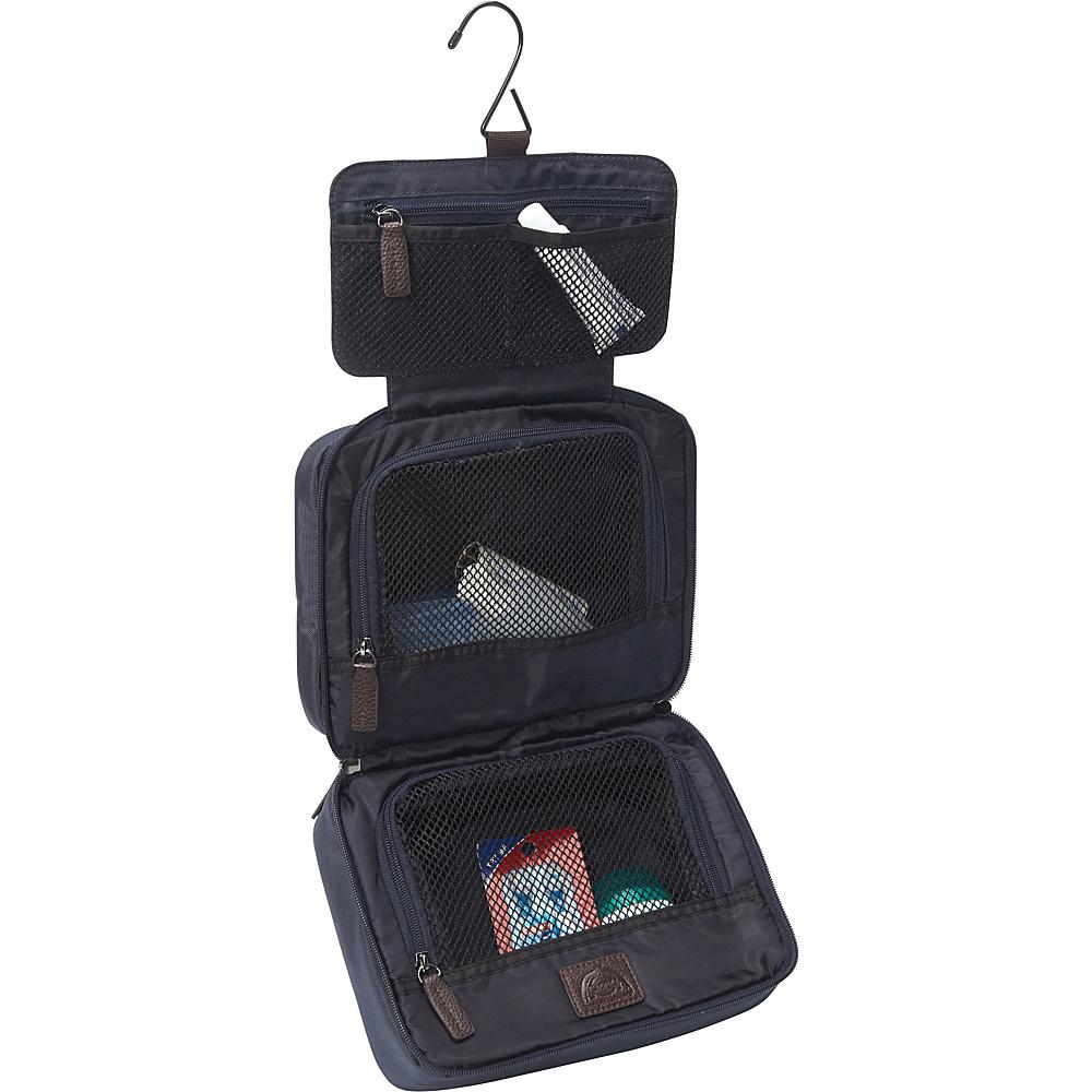"Dopp Commuter ""Flip-Out"" Hanging Toiletry Kit Graphite - Dopp Toiletry Kits"