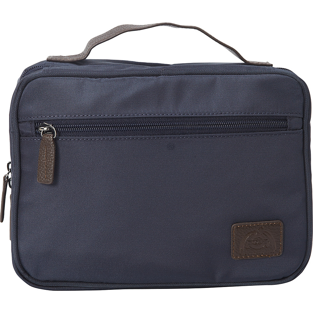 "Dopp Commuter ""Flip-Out"" Hanging Toiletry Kit Navy - Dopp Toiletry Kits"