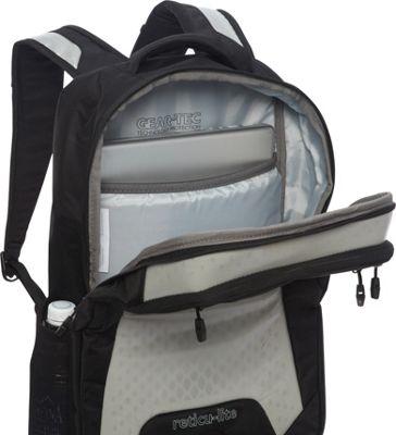 Granite Gear Reticulite Backpack Black - Granite Gear Business & Laptop Backpacks