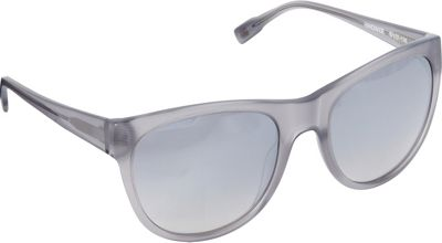 Elie Tahari Sunglasses Large Round Cat Eye Sunglasses Grey - Elie Tahari Sunglasses Sunglasses