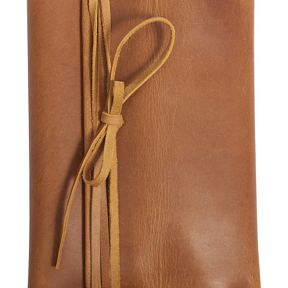 Canyon Outback Redwood Leather Journal Distressed Tan Canyon Outback Business Accessories
