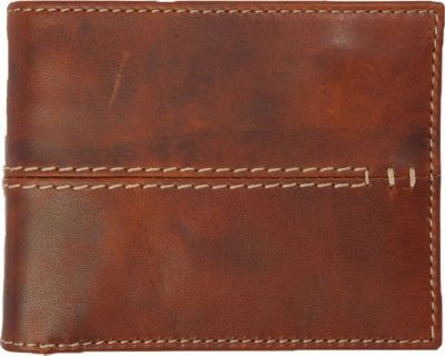 Canyon Outback Leather Burr Canyon Leather Zippered Wallet Brown - Canyon Outback Women's Wallets