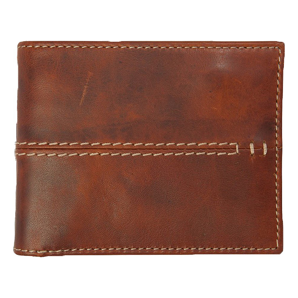 Canyon Outback Leather Burr Canyon Leather Zippered Wallet Brown Canyon Outback Women s Wallets