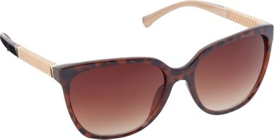 Circus by Sam Edelman Sunglasses Glam Animal Print Sunglasses Tortoise/Nude/Snake - Circus by Sam Edelman Sunglasses Sunglasses