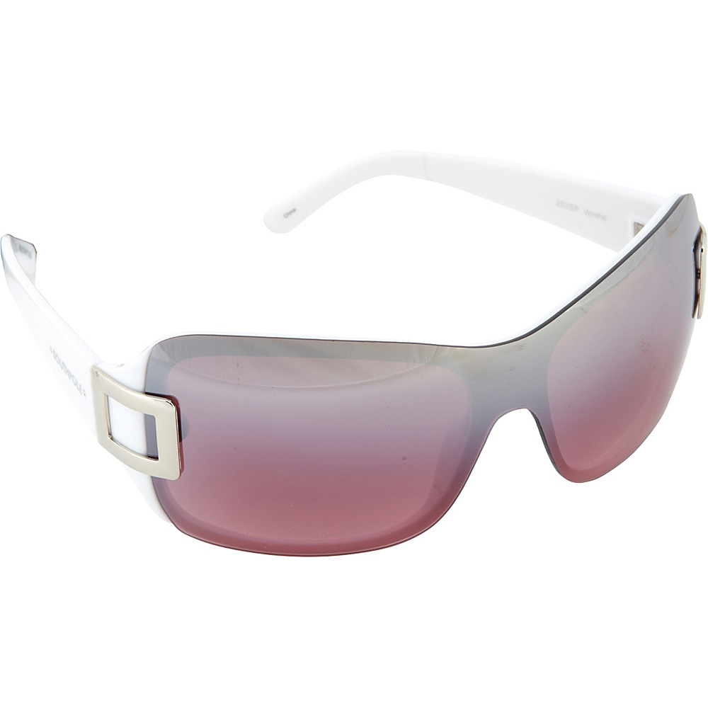 SouthPole Eyewear Shield Sunglasses White SouthPole Eyewear Sunglasses