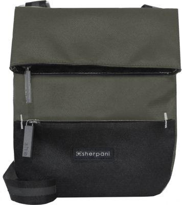 Sherpani Pica Recycled Small Everyday Small Crossbody Ash - Sherpani Fabric Handbags