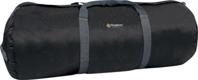 Outdoor Products Deluxe Duffle - Mammoth Black - Outdoor Products Outdoor Duffels