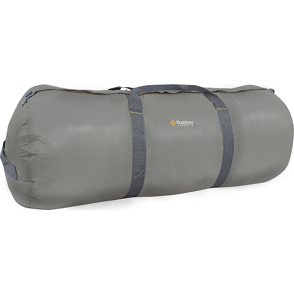 Outdoor Products Deluxe Duffle Mammoth Wild Dove Outdoor Products Outdoor Duffels