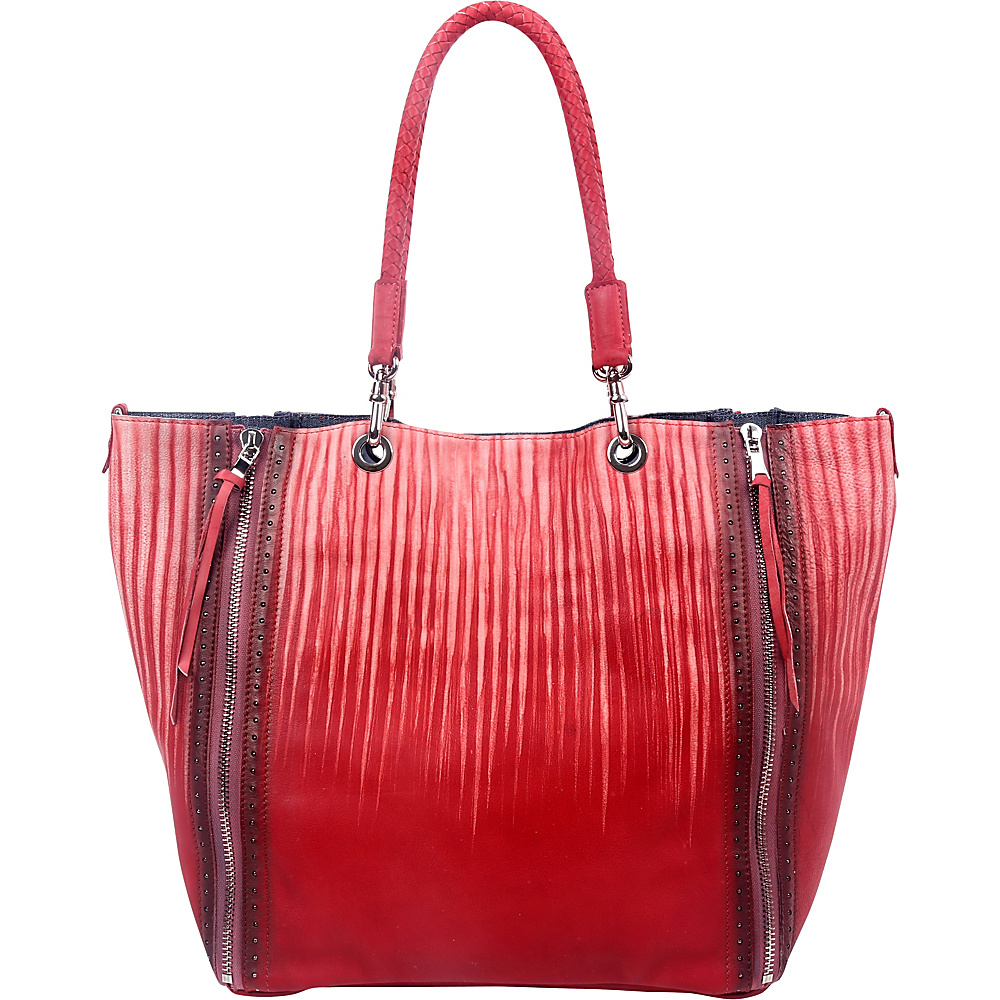 Old Trend Barracuda Tote Salt Rose Drift Old Trend Leather Handbags