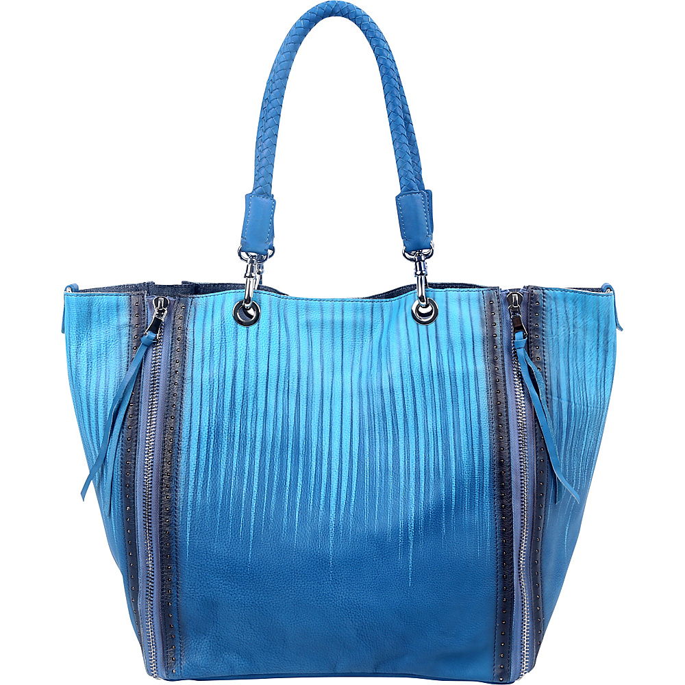 Old Trend Barracuda Tote Salt Ocean Drift Old Trend Leather Handbags