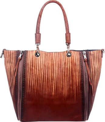 Old Trend Old Trend Barracuda Tote Salt-Coffee Drift - Old Trend Leather Handbags