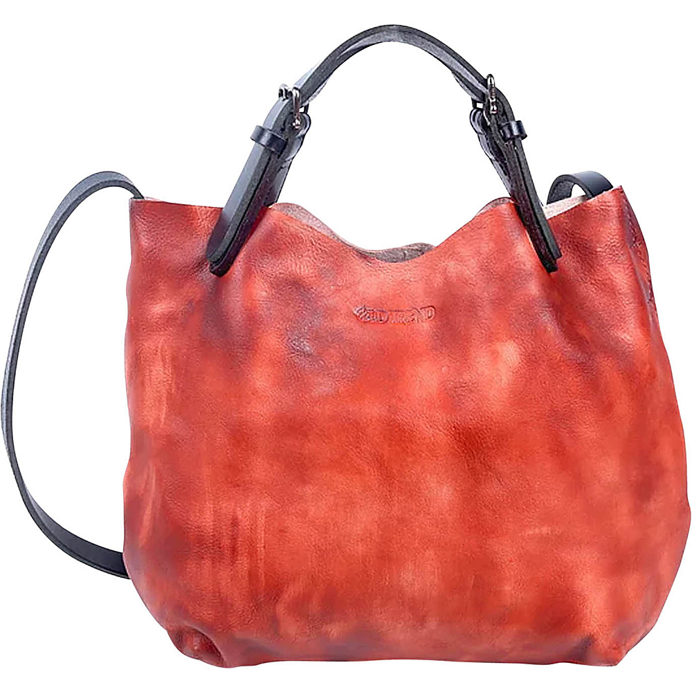 Old Trend Mini Tote Cognac Old Trend Leather Handbags
