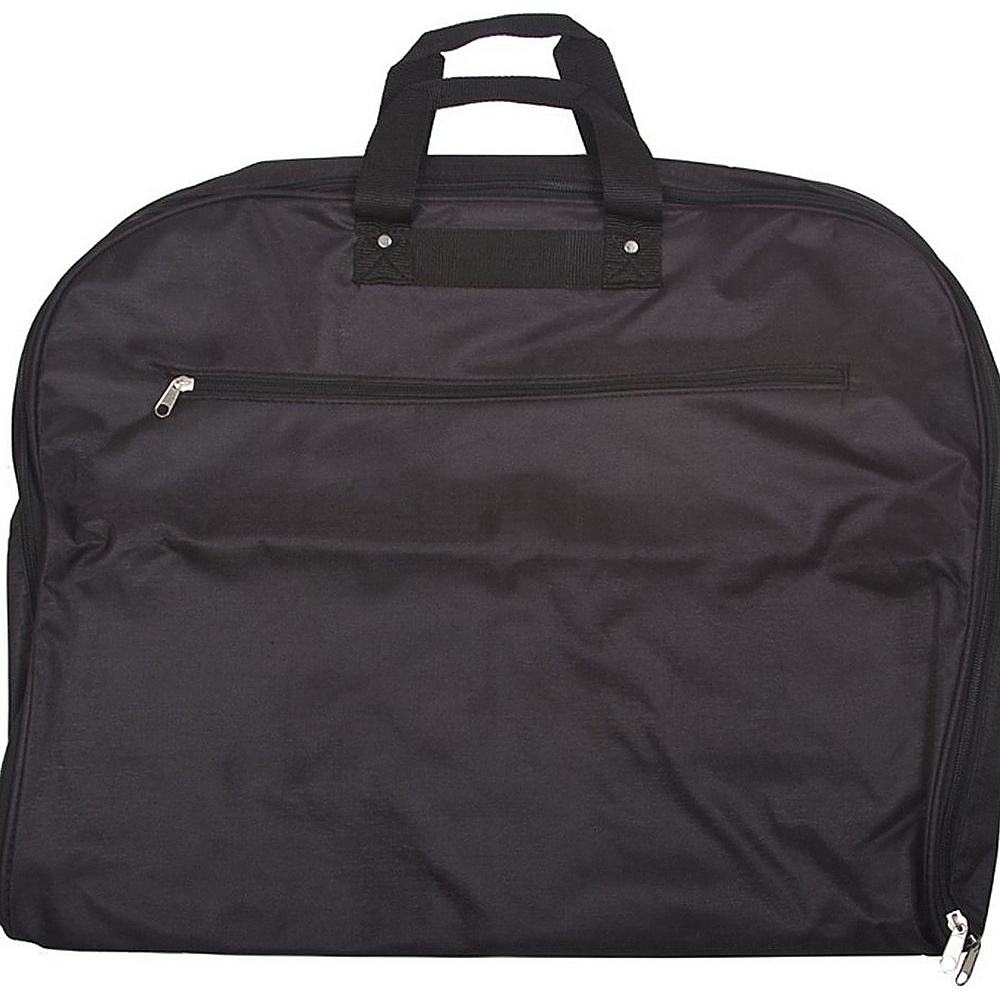World Traveler Classic Collection 40 Hanging Garment Bag Black - World Traveler Garment Bags - Luggage, Garment Bags