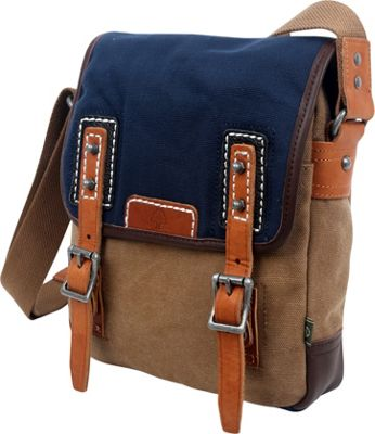 TSD Mountain Wood Crossbody Khaki - TSD Fabric Handbags