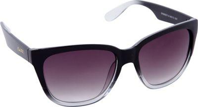 Nanette Nanette Lepore Sunglasses Rectangle Retro Sunglasses Black Fade - Nanette Nanette Lepore Sunglasses Sunglasses