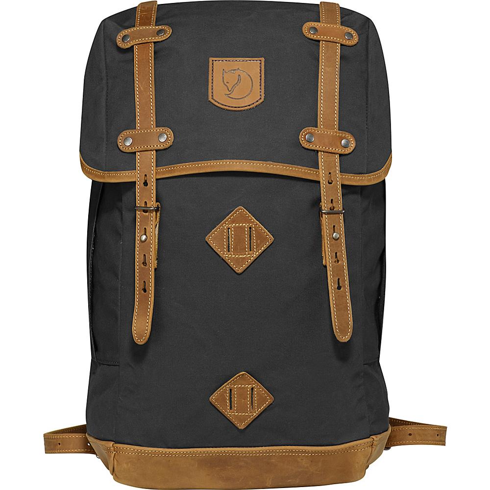 Fjallraven Rucksack No.21 Large Dark Grey - Fjallraven Everyday Backpacks - Backpacks, Everyday Backpacks