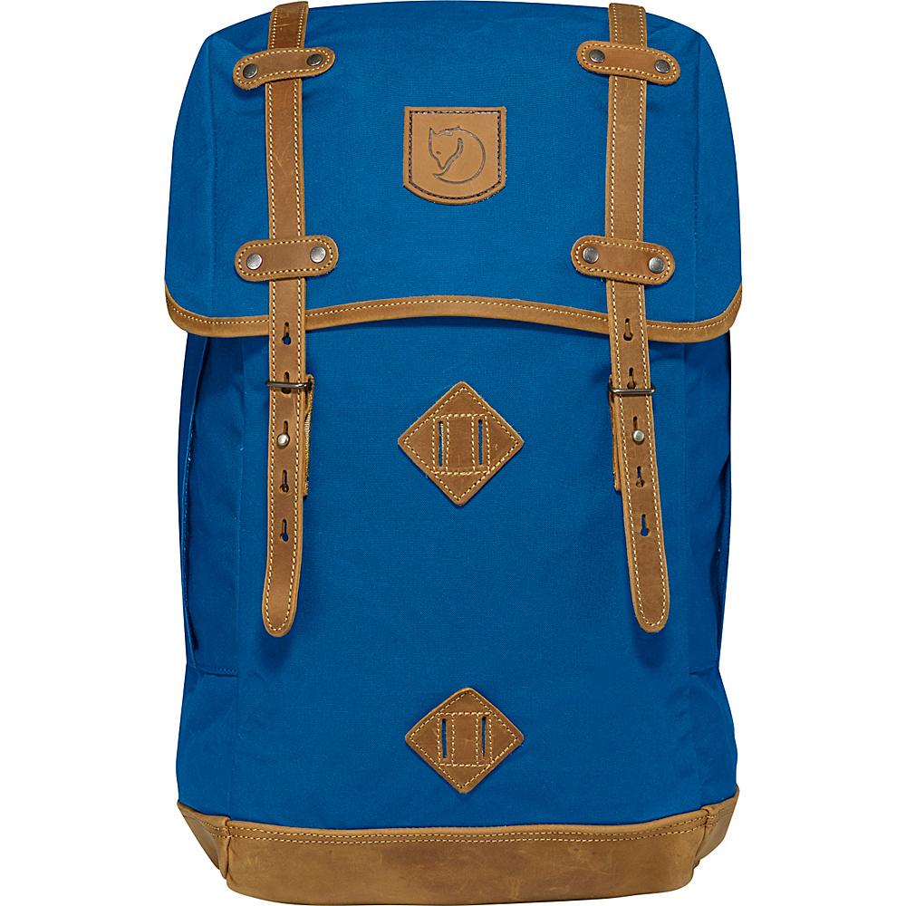 Fjallraven Rucksack No.21 Large Lake Blue - Fjallraven Everyday Backpacks - Backpacks, Everyday Backpacks