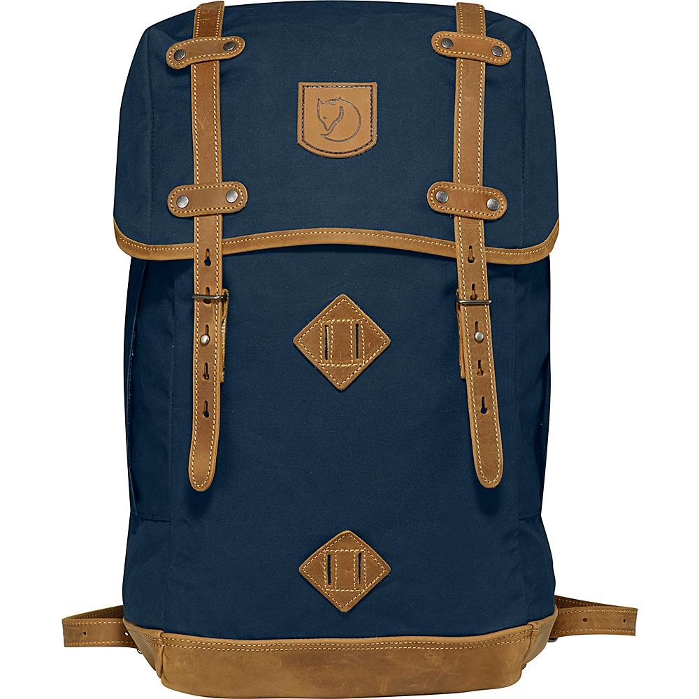Fjallraven Rucksack No.21 Large Navy - Fjallraven Everyday Backpacks - Backpacks, Everyday Backpacks