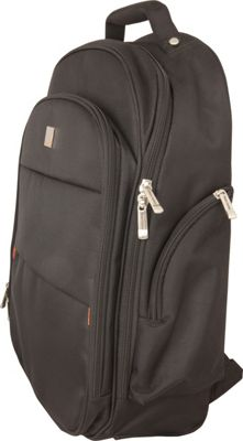 Urban Factory City Backpack 17.3'' Black - Urban Factory Business & Laptop Backpacks