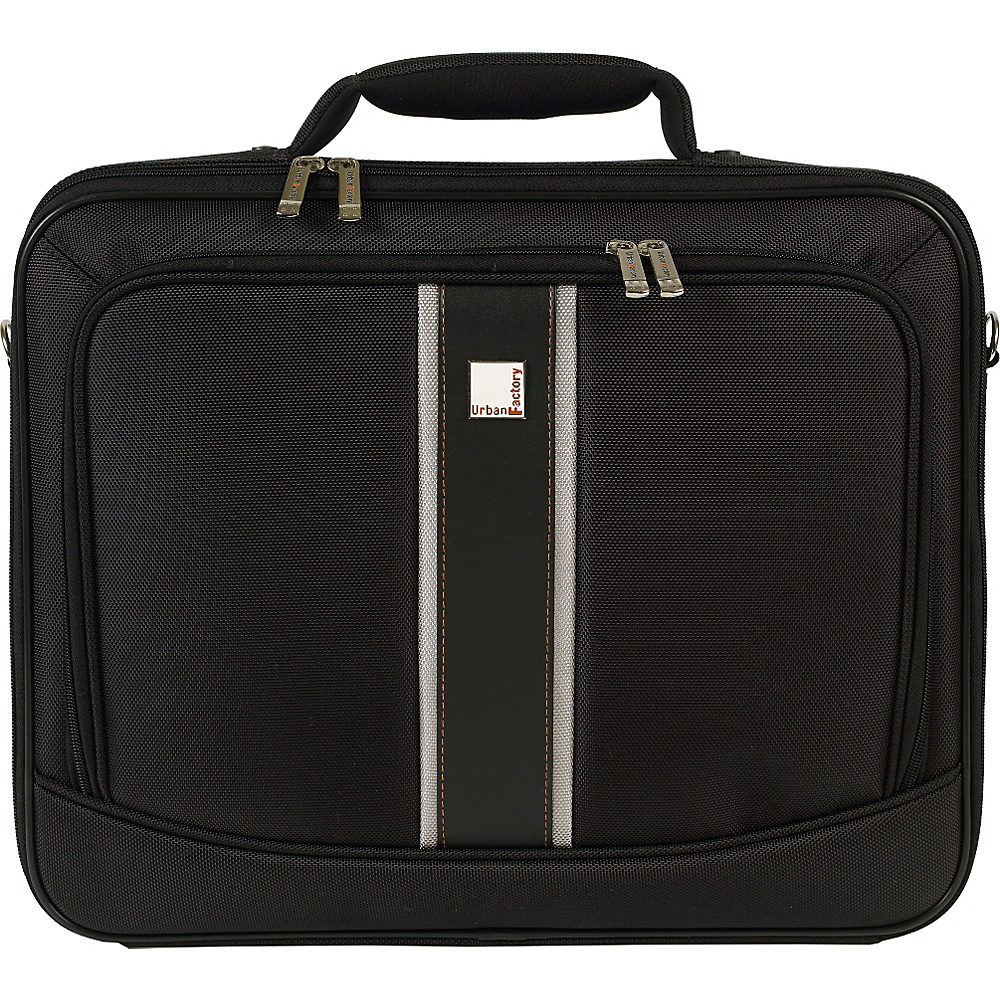 Urban Factory Mission Case 18 Black Urban Factory Non Wheeled Business Cases