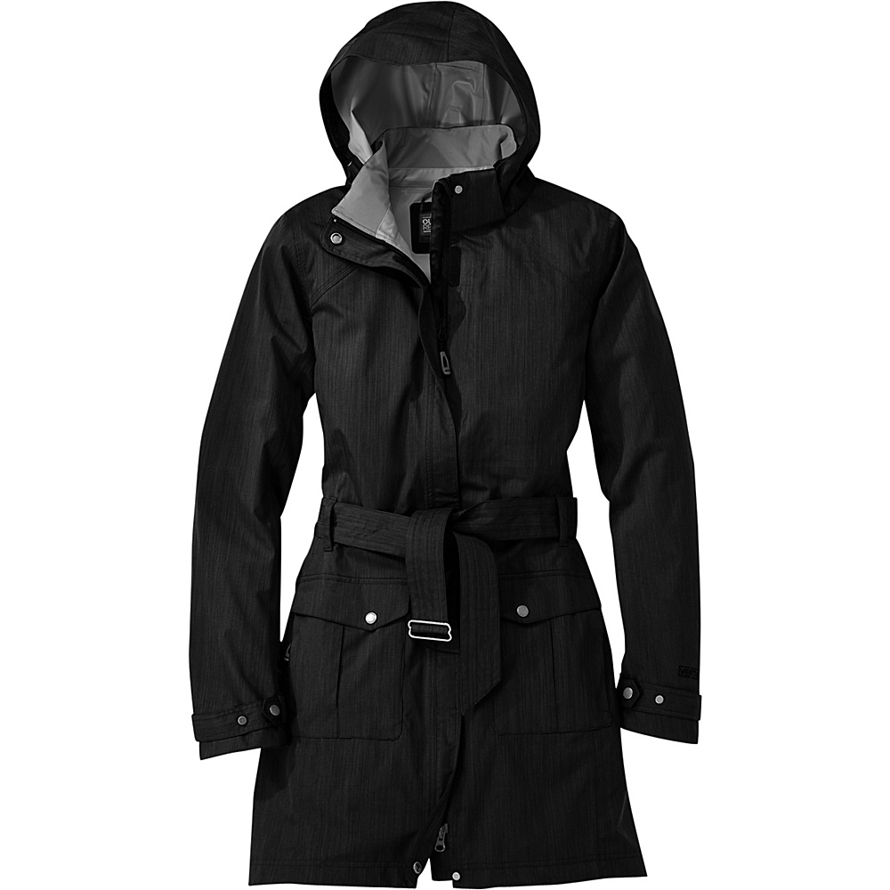 Outdoor Research Womens Envy Jacket L - Black - Outdoor Research Womens Apparel - Apparel & Footwear, Women's Apparel