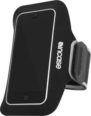 Incase Sports Armband iPhone SE/5 Black/Silver - Incase Electronic Cases