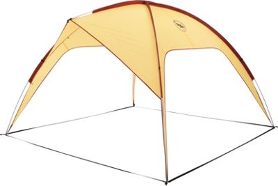 Big Agnes Three Forks Shelter Yellow/Red - Big Agnes Outdoor Accessories