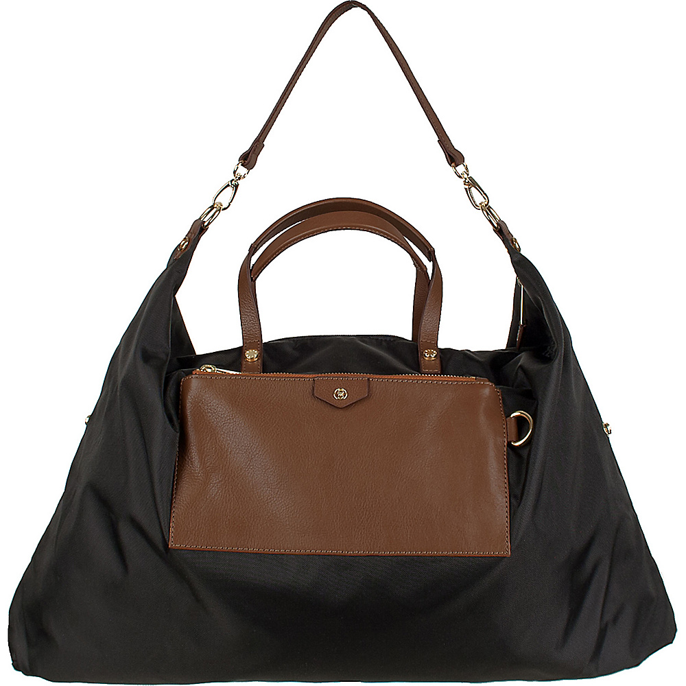 Boulevard Mila Hobo Black - Boulevard Fabric Handbags
