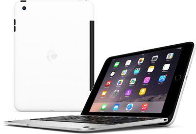 ClamCase Incipio Pro for iPad Mini 1/2/3 Silver/White - ClamCase Electronic Cases