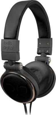 Image of Bell'O Digital 40mm Driver Over The Head Headphones Blacks - Bell'O Digital Electronics