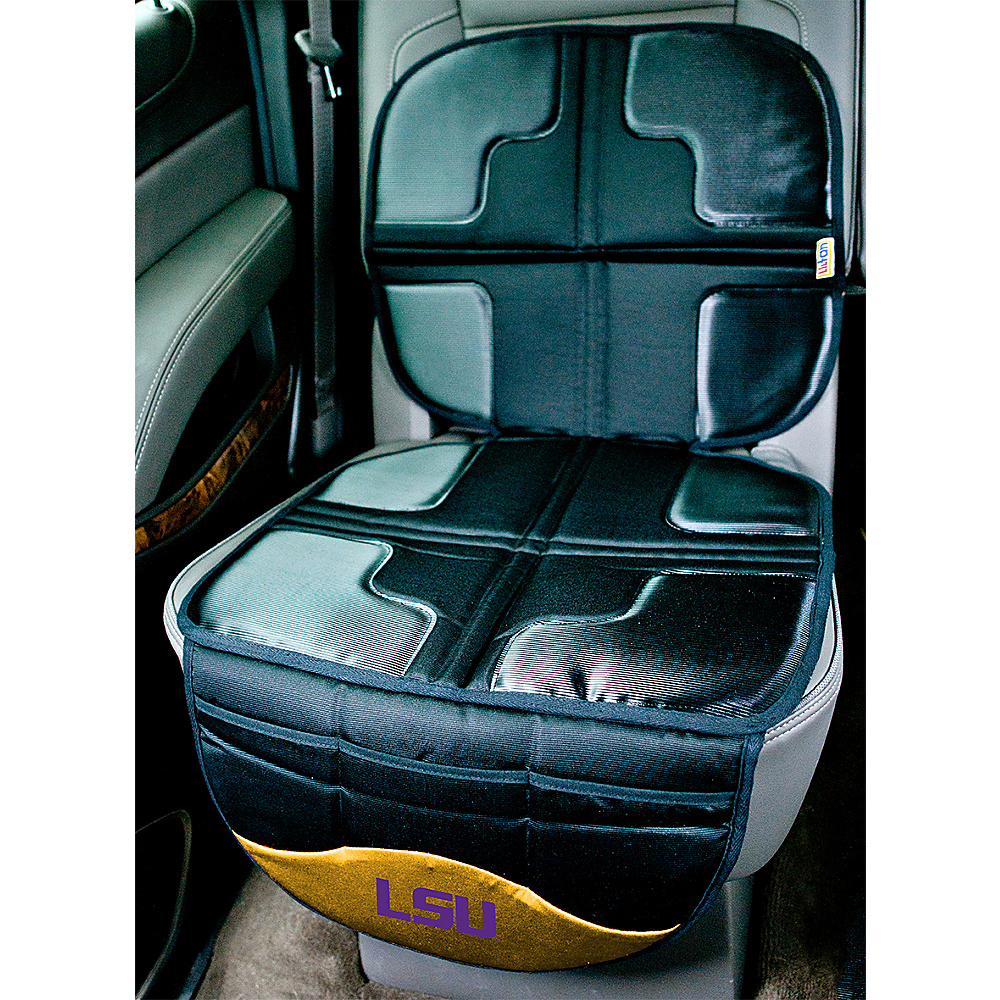 Lil Fan SEC Teams Seat Protector Louisiana State University Lil Fan Trunk and Transport Organization