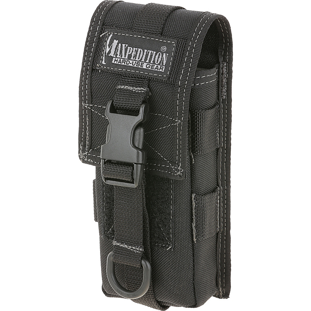 Maxpedition TC 1 Pouch Black Maxpedition Waist Packs