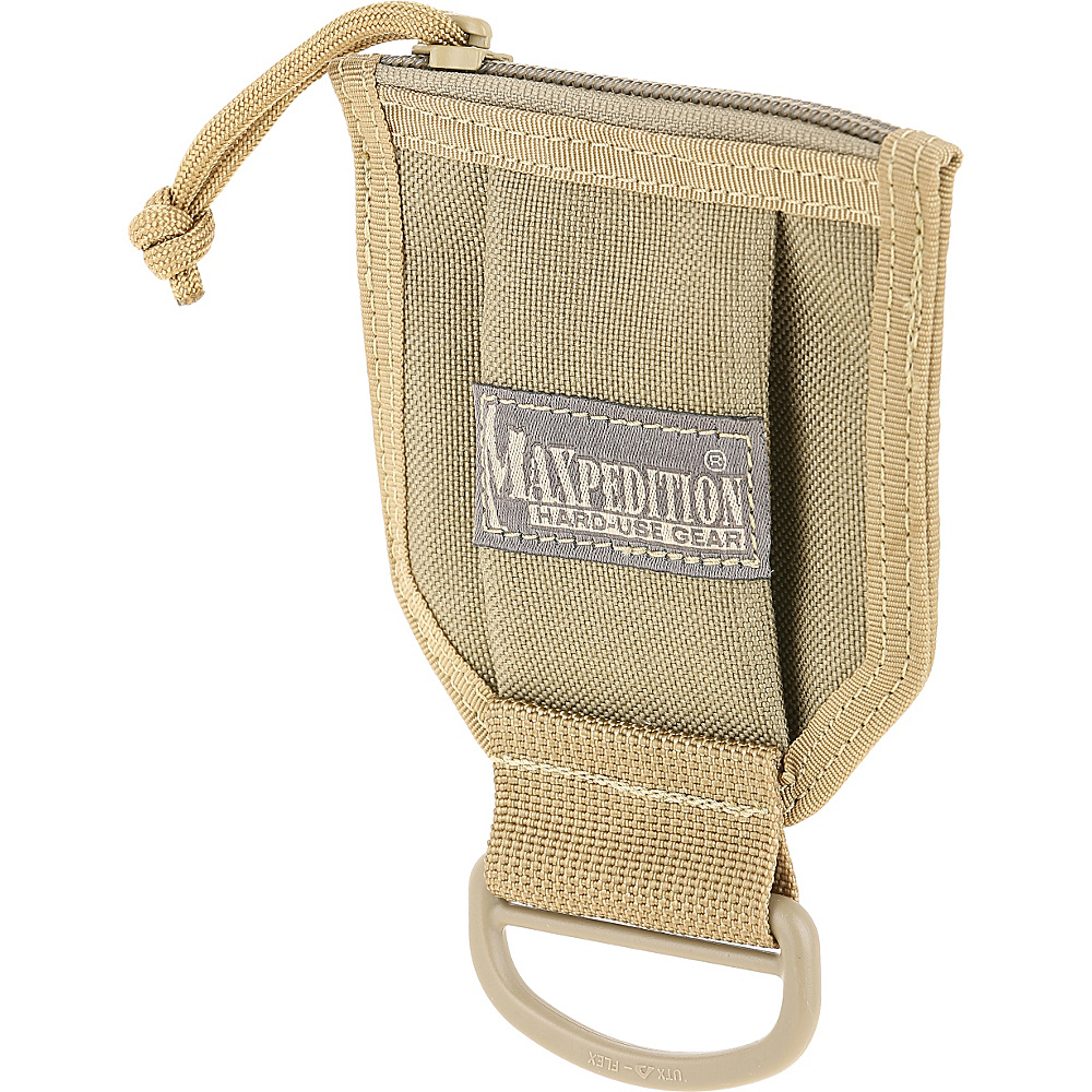 Maxpedition D ring Bag Khaki Maxpedition Outdoor Accessories