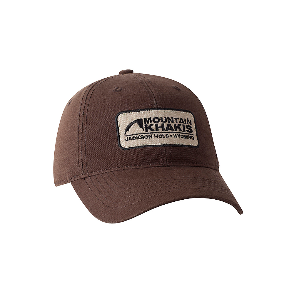 Mountain Khakis Soul Patch Cap One Size - Legacy Brown - Mountain Khakis Hats/Gloves/Scarves - Fashion Accessories, Hats/Gloves/Scarves