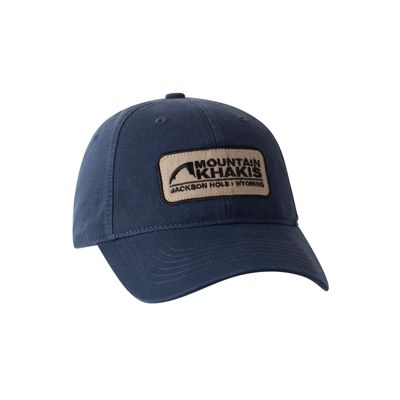 Mountain Khakis Soul Patch Cap One Size - Indigo - Mountain Khakis Hats/Gloves/Scarves