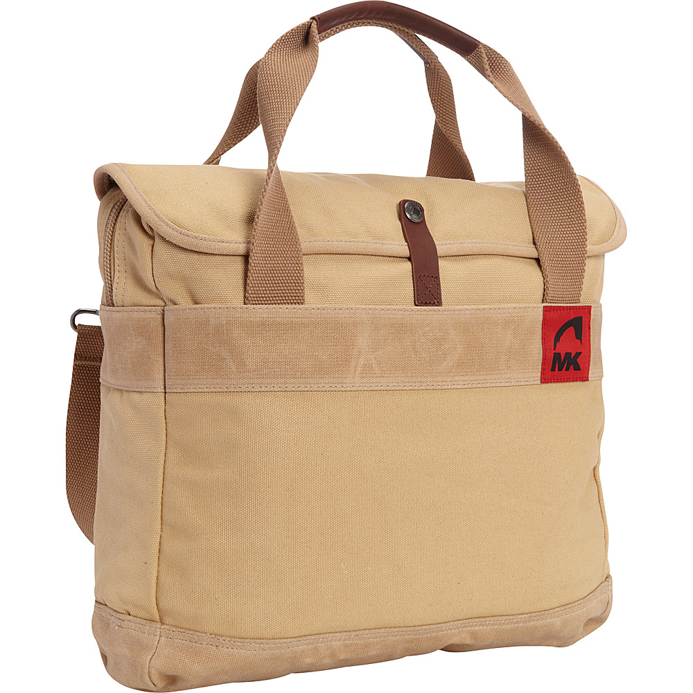 Mountain Khakis Canvas Briefcase Yellowstone - Mountain Khakis Non-Wheeled Business Cases