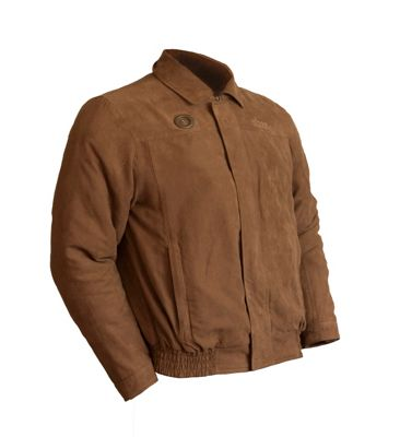 My Core Control Heated Bomber Jacket M - Light Brown - My Core Control Men's Apparel